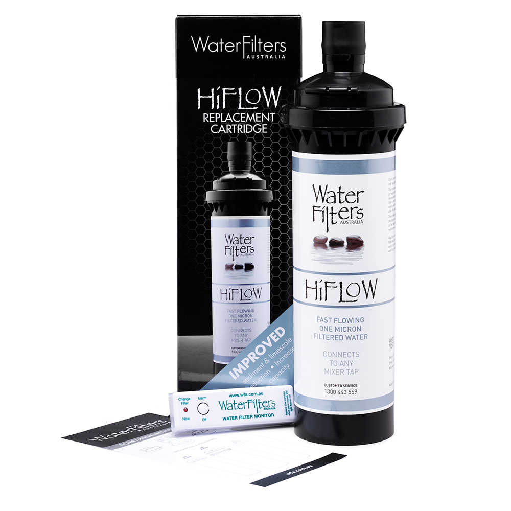 High Flow Water Filters