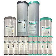 Carbon Water Filter Cartridges