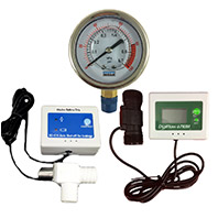 Gauges & Flow Meters