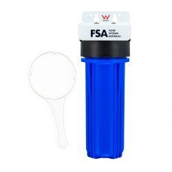 "WaterMark Light Duty Outdoor Water Filter System 10"" x 2.5"" Caravan Water Filter (1-0LD)"