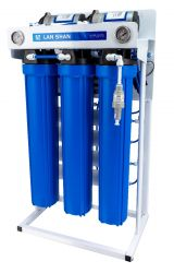 Semi-Commercial Reverse Osmosis Water Filter System 1500 Lpd 62 Lph 1-12LS