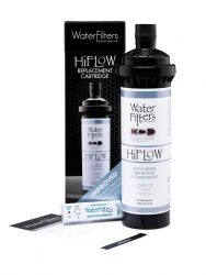 HiFlow Water Filter Replacement Cartridge C-T-HIFLOW 1-19-RC