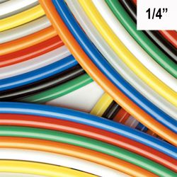 "1/4"" Low Pressure Soft White Tubing for Water Filtration (6mm) 3 Metre  (20-10S)"