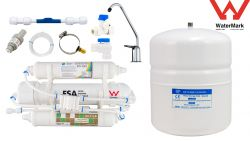 Compact Plumbed In Reverse Osmosis Water Filter   pH Neutral 1-70 Compact