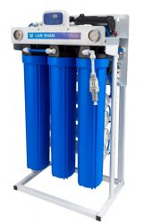 Commercial Reverse Osmosis Water Filter System Auto Flush 3000LPD | 125L Hr 1-98