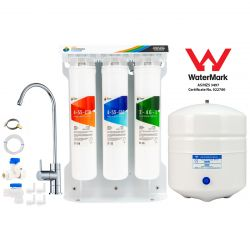HPF 5 Stage Quick Change Alkaline Undersink Reverse Osmosis System 1-EQ5AN