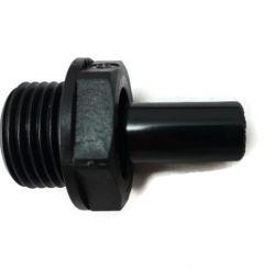 "DMFit Fitting 12mm Stem - 1/2"" Male BSP (10-107)"