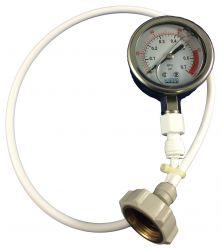 Water Pressure Test Kit / Gauge 60mm. (16-4)