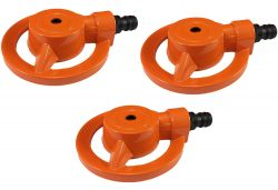 3x HR Products 'Dad's Favourite Lawn Sprinkler' Dome Spray SM-DADS (19-134)