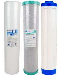 Triple Whole House Hard Water Replacement Pack for GT1-108-OSP