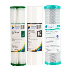 Triple Caravan Replacement Filter Pack 1-11TC