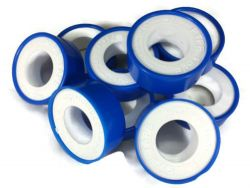 10 Rolls Plumbers Thread Tape. Suits pipes, irrigation (21-0)