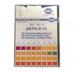 100x Macherey-Nagel pH-Fix 0-14 pH Test Strips for water testing 28-113
