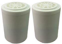 2 x Shower Filter Refill to suit 39-9 High KDF Shower Water Filter