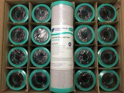 BULK BUY 20 x 1 MICRON Coconut Carbon Block Water Filters