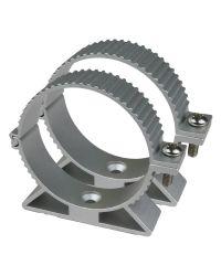 Aluminium Mounting Clamps Suit Ultraviolet Sanitation System (7-8-BRK)
