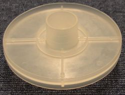 "Filter Joiner Spacers. Suitable for Stacking 20"" Filters (2-54)"