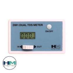 HM Digital DM-1 Inline TDS Monitor