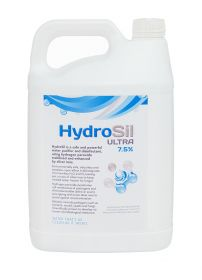 HydroSil-ULTRA 5Lt Bottle | Silver Stabilised Hydrogen Peroxide Water Sanitiser 7.5%
